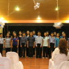 Atheneum Glee Club - I am but a small voice