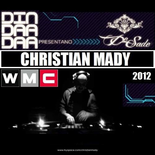 SHOWCASE CHRISTIAN MADY From DinDaaDaa @ W.M.C 20eleven 2012 MIAMI