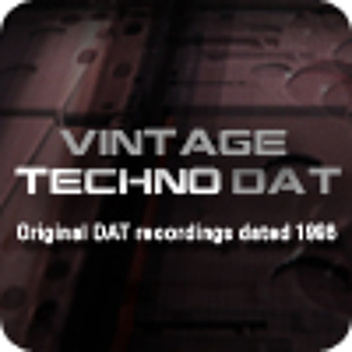 Vintage Techno DAT - Sound Library Demo 4