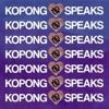 KoPong Speaks - #HeSpeaks (Prod. By HoodFu)