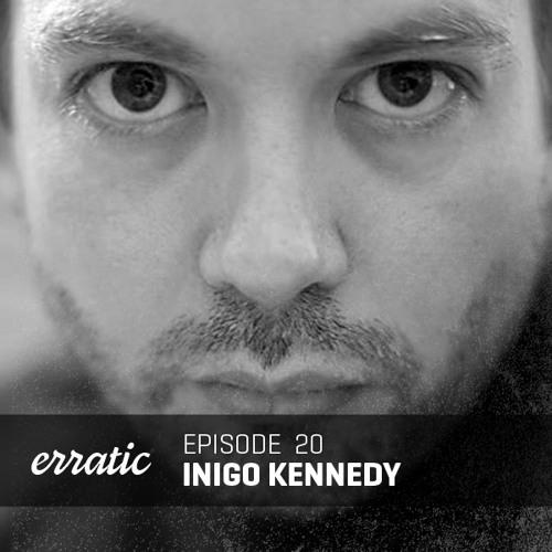 Erratic Podcast 20   Inigo Kennedy