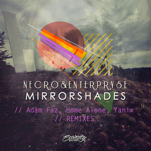 Necro + Enterpryse - Mirrorshades (Home Alone Remix) OUT NOW!