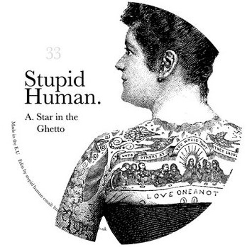 All Out War Radio #12 - STUPID HUMAN GUEST MIX - March 2012 - www.myhouseyourhouse.net