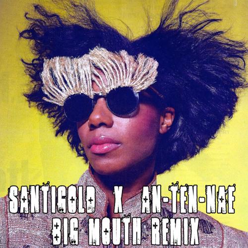 70 Santigold x An-Ten-Nae - Big Mouth  (Acid Crunk remix)