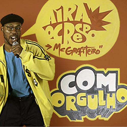 """Aira O Crespo """"Com Orgulho"""" (Part. Juju Gomes)"""