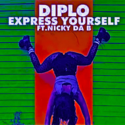 Go Express Yourself (DJ Brendon Booty) - Diplo feat Nicky Da B vs Stefan Pain & Marcel
