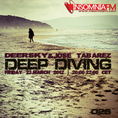 Deersky - Deep Diving 026 [23 March 2012] on InsomniaFM