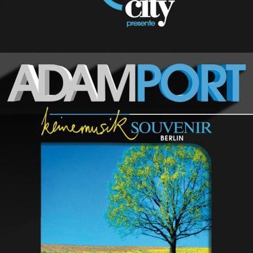 Warmup Sol City with Adam Port (live rec)