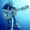 AN!MUS!CK - Supernatural Blues - Blues Instrumental
