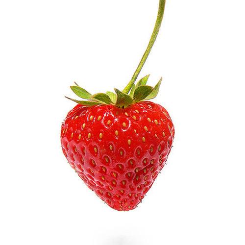 Soupe à la fraise