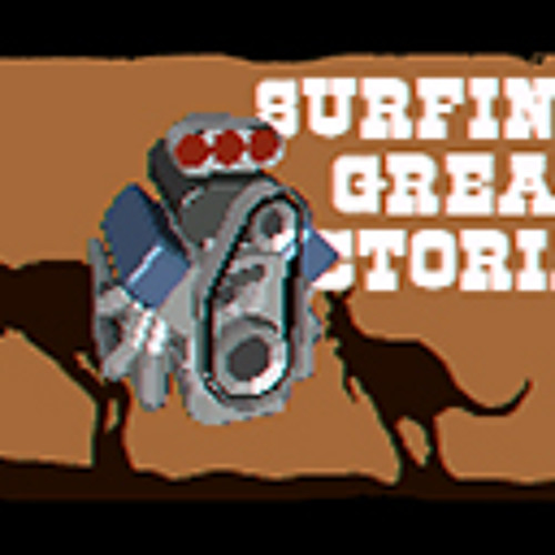 Surfing Great Victoria