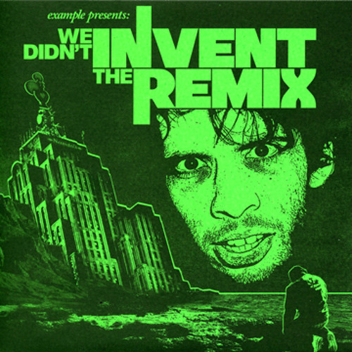 10 Alone With A TV (We Didn't Invent The Remix mixtape)
