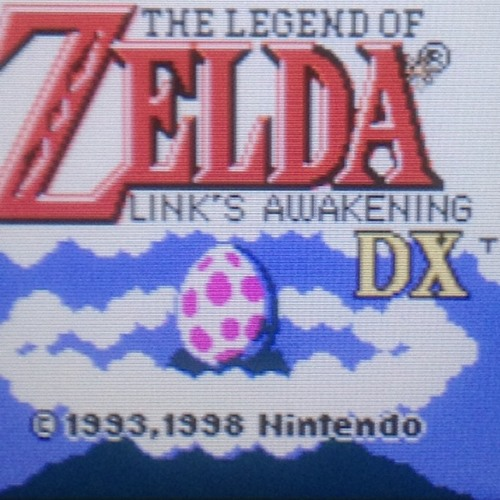 Link's Awakening Menu Theme