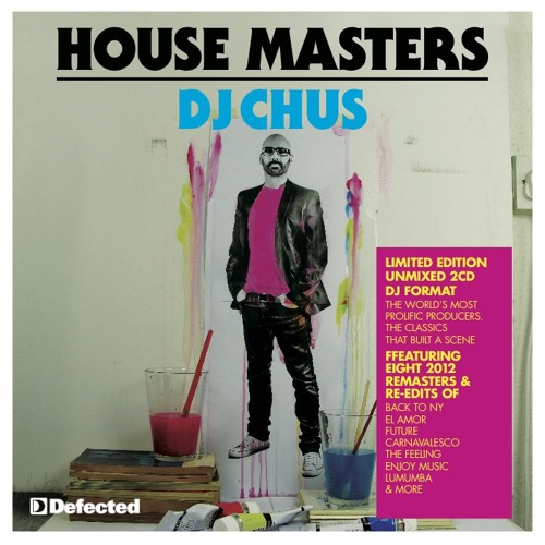 You Used To Hold Me (DJ Chus & David Penn Remix) [Defected]