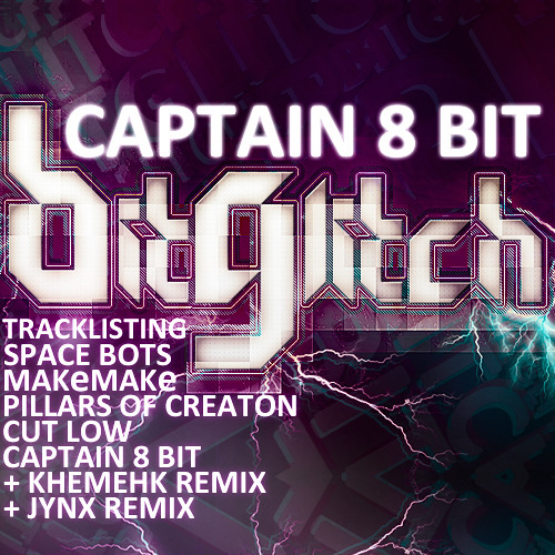Bit Glitch - Captain 8bit (KhemehK Remix)