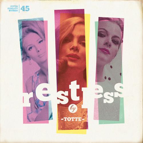Totte - Restless EP (SLM028)