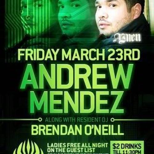 Andrew Mendez - Bliss Lounge 3.24.12