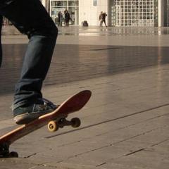 Skateboarding (Spuiplein Den Haag March 25th 2012)