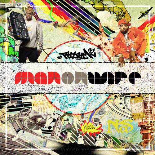 Nas - It Ain't Hard To Tell (ManOnWire Remix) (Cuts DJ Ivan6)
