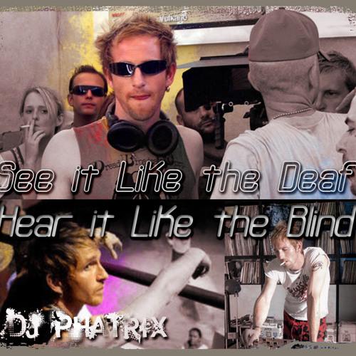 See it Like the Deaf Hear it Like the Blind - Dj PhaTrix