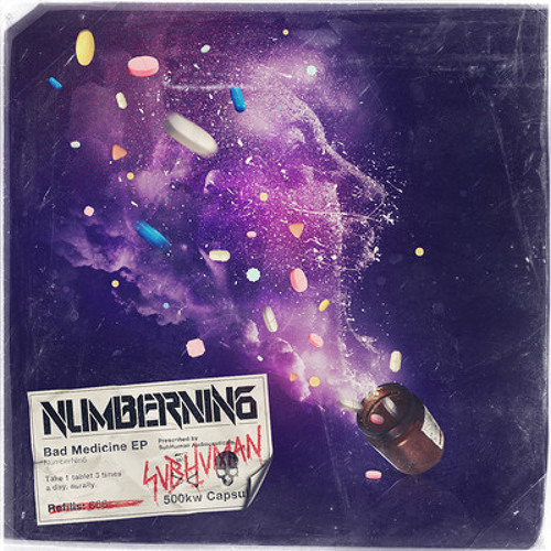 NumberNin6 + Zardonic - The Final Five