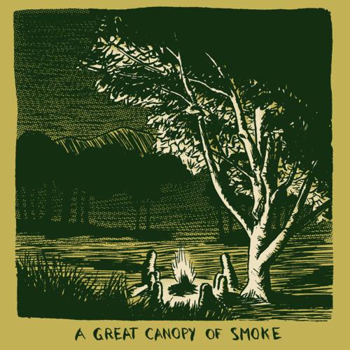 A Great Canopy Of Smoke