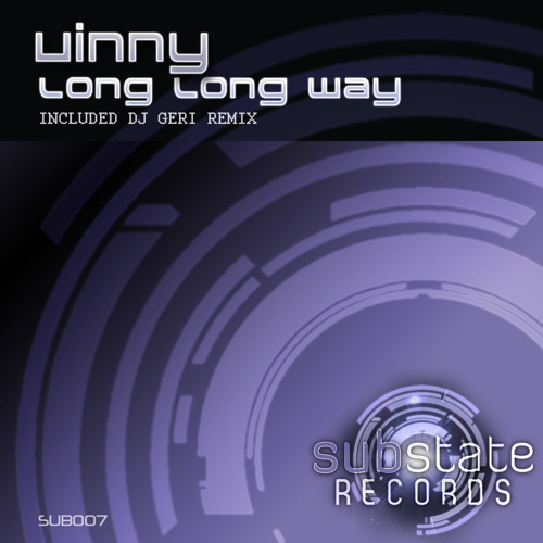 Vinny - Long Long Way (Promo Mix) 13/04/2012 In All Stores!