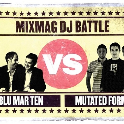 Blu Mar Ten - Mixmag DJ Battle (March 2012)