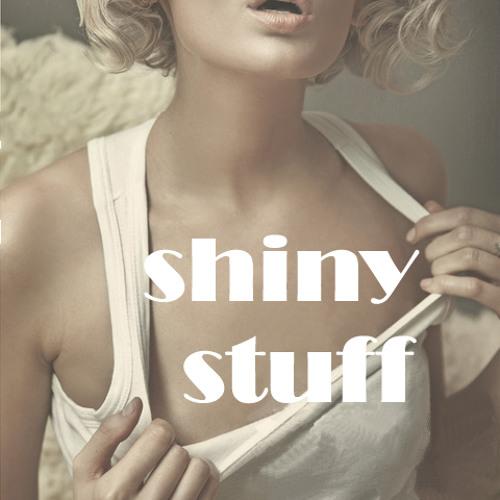 Shiny Stuff (pj parker march mixtape)