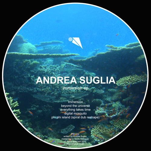Andrea Suglia - IMMERSION - Immersion Ep