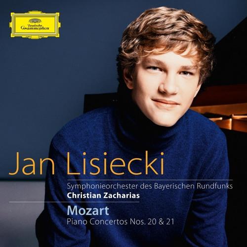 Jan Lisiecki plays Mozart's Piano Concerto No.20 in D minor, K.466 (Rondo)