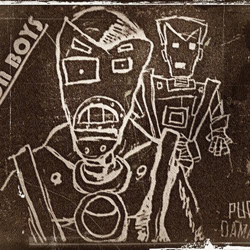 Pure Damage - Iron Boys (Original Mix)