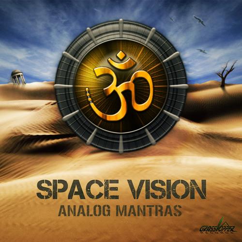 Space Vision Vs Brainiac - Analog Mantras