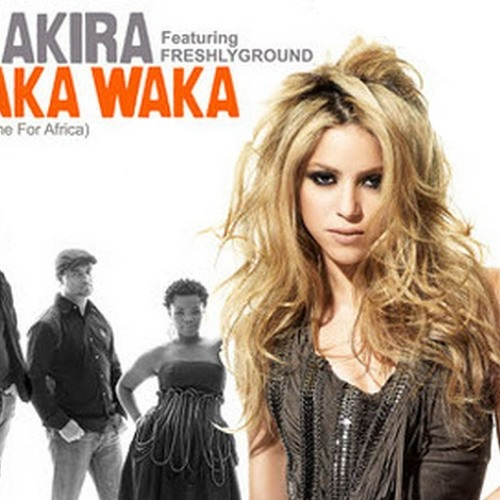 Sharika & Freshly-Ground - Waka Waka (Time For Africa) (Sun-EL Sithole's Victory Bootleg)