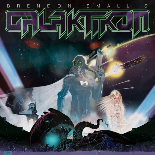 Galaktikon - On My Way