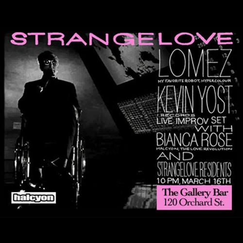 FD014 - Kevin Yost Live at Strangelove