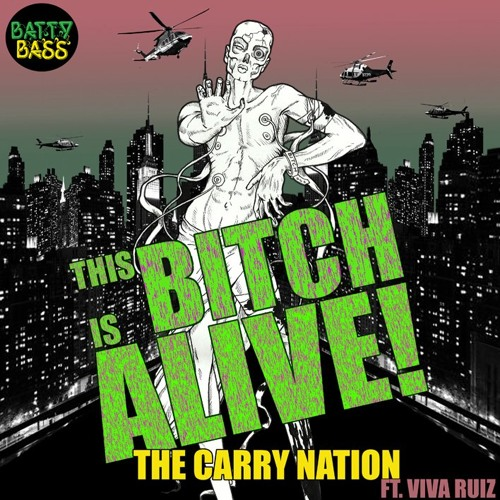 The Carry Nation - This Bitch Is Alive (128 kbps preview)