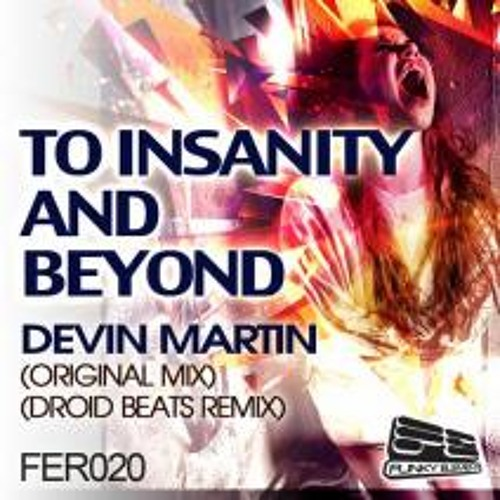 To Insanity and Beyond by Devin Martin