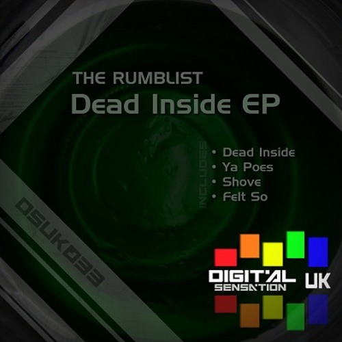 DSUK033 - The Rumblist - Shove (Original Mix)