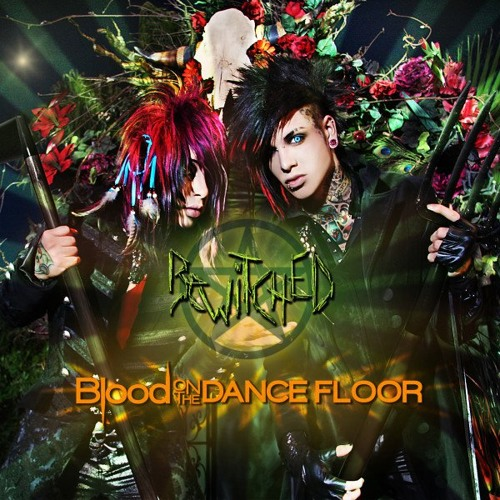 Blood on the dancefloor-I can't Get Enuff