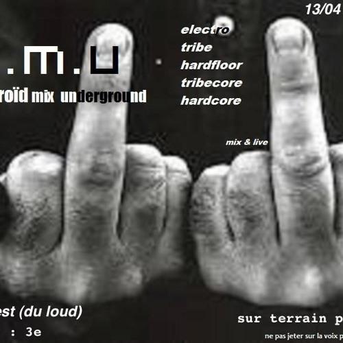 Fuck Off -  M'sieu Vert