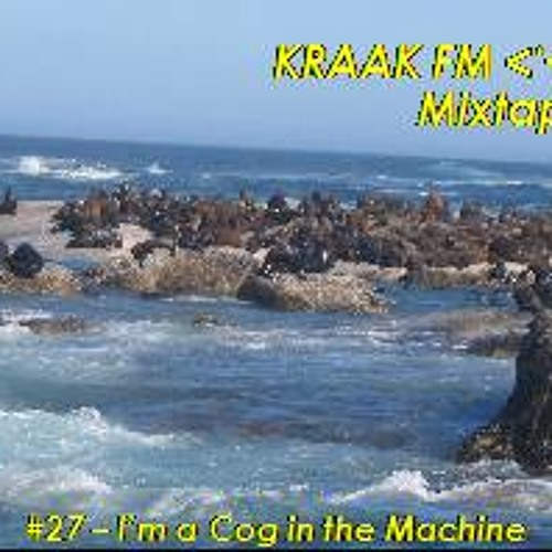 I'm a Cog in the Machine: PodKraak #27