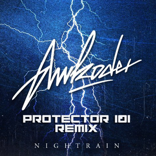 Awkoder - Nightrain (Protector 101 Remix)