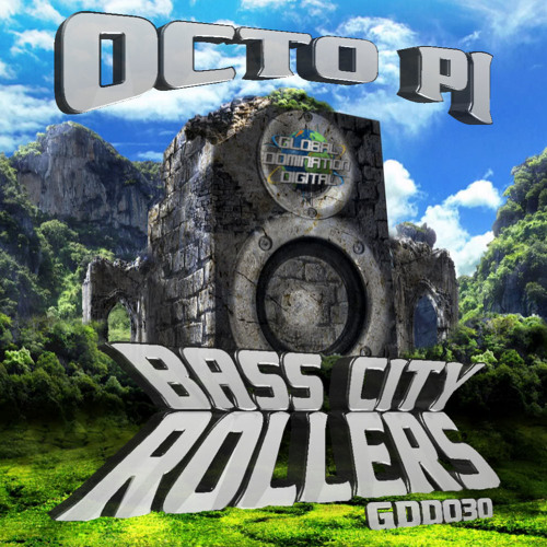 Bass City Rollers EP Promo Mix - Octo Pi