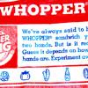 Raw Whopper