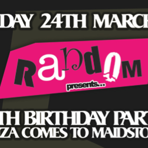 Tristan Ingram Live Random 5th Birthday, Source Bar, Maidstone, 24th March 2012