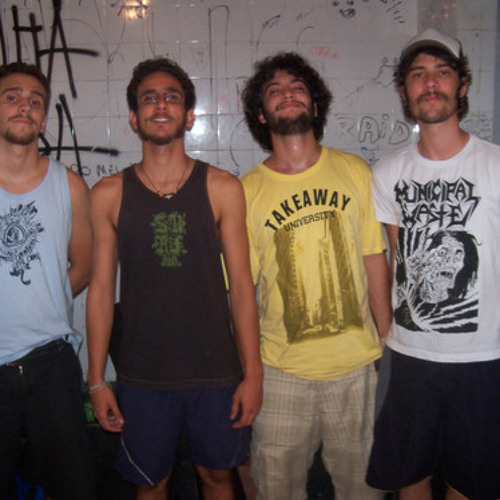 """Rótulo - """"Agora ou nunca mais"""" - Go to Trown Up - Satanic Surfers Tribute 2011"""