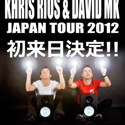 DAVID MK JAPAN TOUR 2012 SET