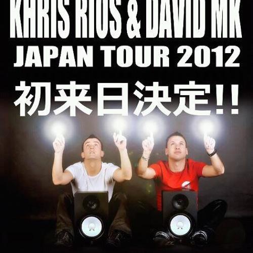 KHRIS RIOS JAPAN TOUR 2012 NEW SET FOR DOWNLOAD!!