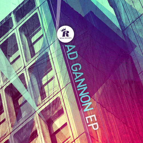 Ad Gannon - Sentient (Forthcoming on Regal Records - April 16th 2012)